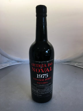 Quinta do Noval Nacional 1975 - MWH Wines