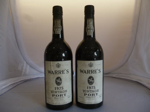Warre 1975 Vintage Port - MWH Wines
