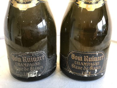 Dom Ruinart Blancs de Blanc 1976 - MWH Wines