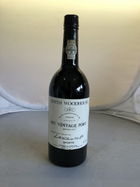 Smith Woodhouse 1977 Vintage Port