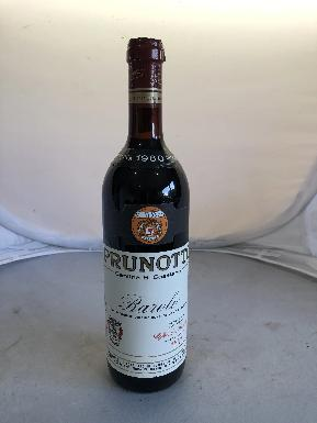 Barolo Prunotto 1980 - MWH Wines