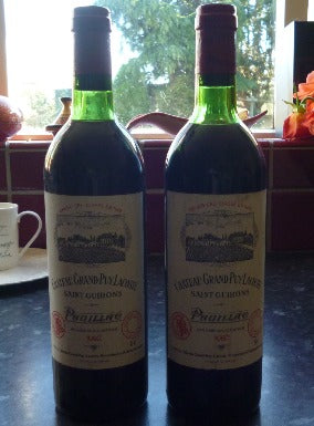 Chateau Grand Puy Lacoste 1982 - MWH Wines