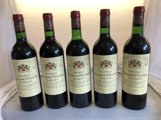 Chateau Malescot St Exupery 1983