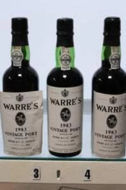 Warre 1983 Vintage Port - MWH Wines