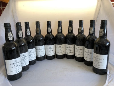 Churchill 1985 Vintage Port - MWH Wines
