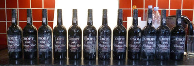 Croft 1985 Vintage Port - MWH Wines