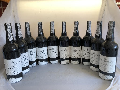 Churchill 1991 Vintage Port - MWH Wines