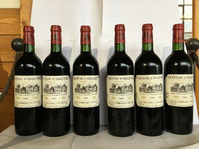 Chateau D'Angludet 1999 - MWH Wines