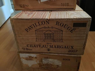 Pavillon Rouge de Chat. Margaux 2007 - MWH Wines