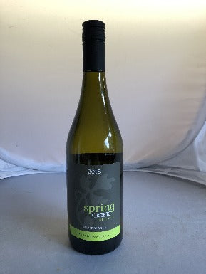 Spring Creek 2016 Marlborough Sauvignon Blanc - MWH Wines