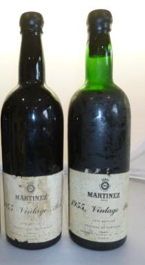 Martinez 1955 - MWH Wines