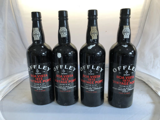 Offley 1975 Vintage Port - MWH Wines