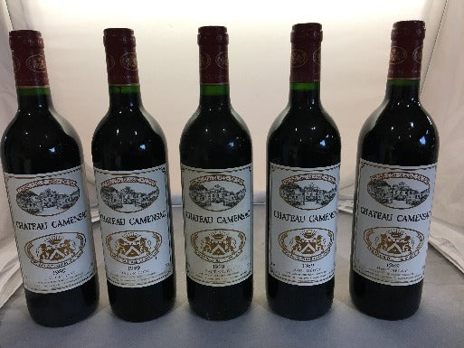 Chateau Camensac 1989 - MWH Wines