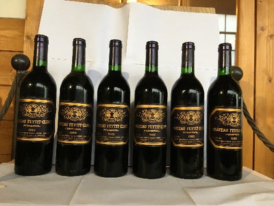 Chateau Feytit Clinet 1989 - MWH Wines