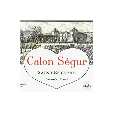 Chateau Calon Segur 2004 - MWH Wines