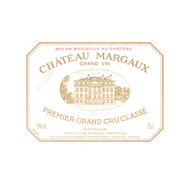 Chateau Margaux 2011 - MWH Wines