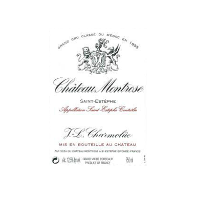 Chateau Montrose 1975 - MWH Wines