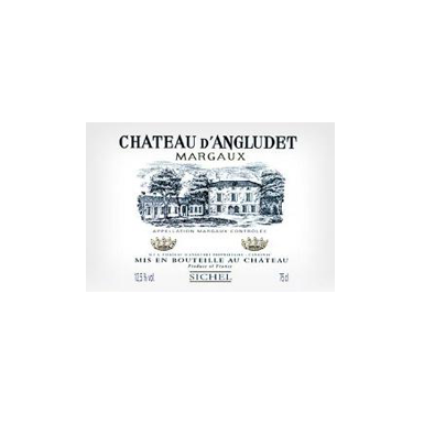 Chateau D'Angludet 1990 - MWH Wines