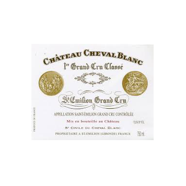 Chateau Cheval Blanc 1982 - MWH Wines