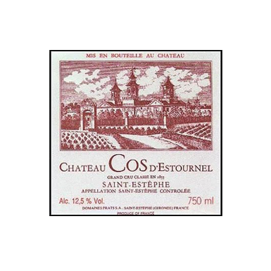 Chateau Cos d'Estournel 1966