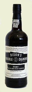 Dixon's Double Diamond 10 yr old Tawny Port - Case