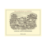 Chateau Lafite Rothschild 1958 - Low Shoulder - MWH Wines