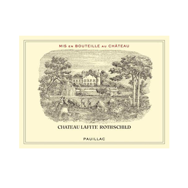Chateau Lafite Rothschild 1958 - Top Shoulder - MWH Wines