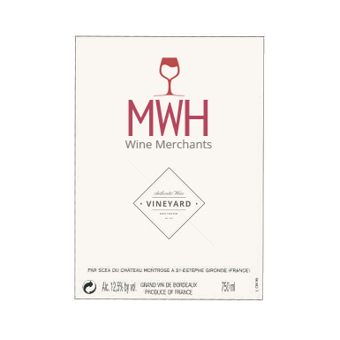 Martinez 2000 Vintage Port - MWH Wines