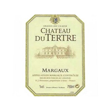 Chateau du Tertre 2016 - MWH Wines
