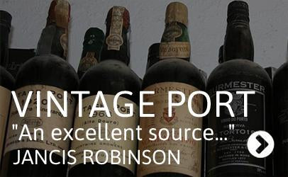Vintage Ports from MWH Wine Merchants