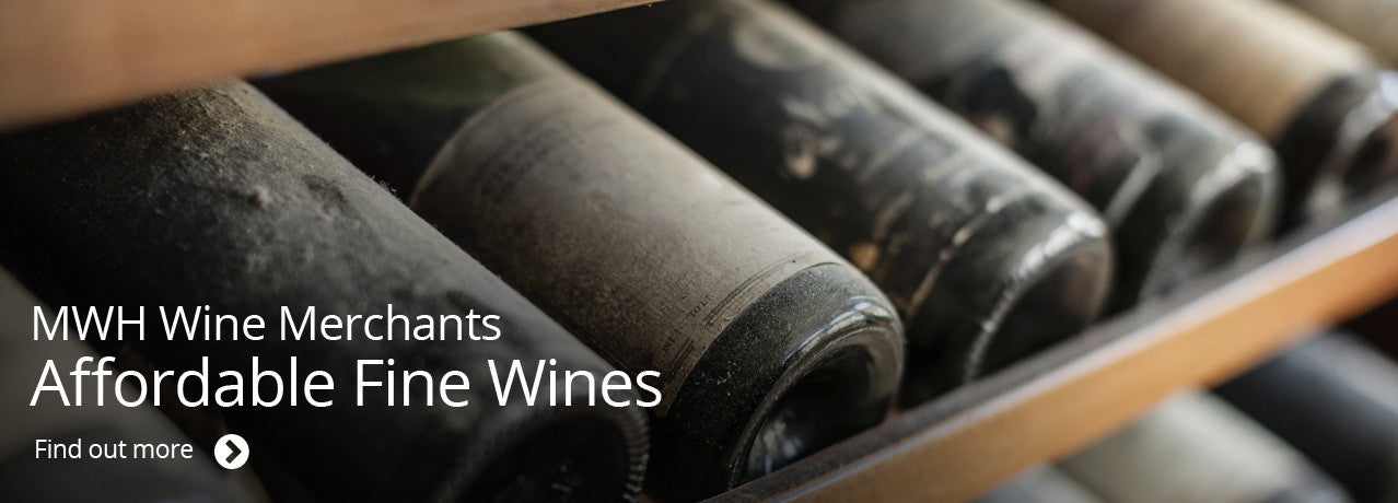 MWH Wine Merchants: Affordable Fine Wines