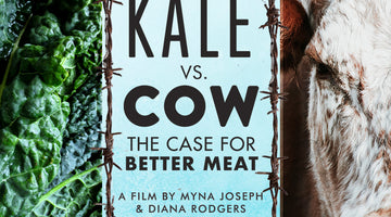 Kale vs. Cow