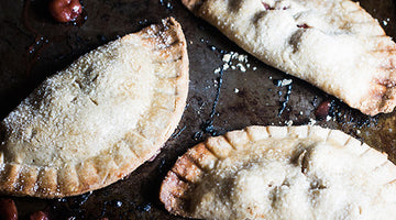 EPIC DUCK FAT SPICED CHERRY TURNOVERS