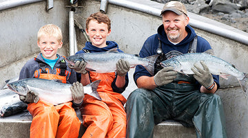 SUPPLIER STORIES: FAMILY, FISH, AND FREEDOM