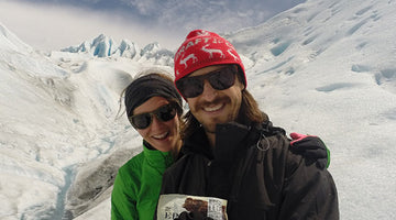 EPIC BARS ON MOUNT FITZ ROY- PATAGONIA