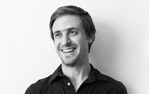 Black-and-white portrait of EPIC co-founder Taylor Collins