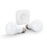 Philips Hue White A19 Starter Kit Bare Bulb Image