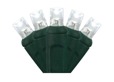 Wintergreen C7 Cool White LED Lights