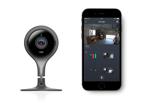 Nest Cam Indoor Sightline