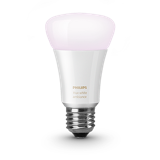 Philips Hue White Ambiance A19 Single Bulb Image