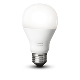 Philips Hue White A19 Single Bulb Image