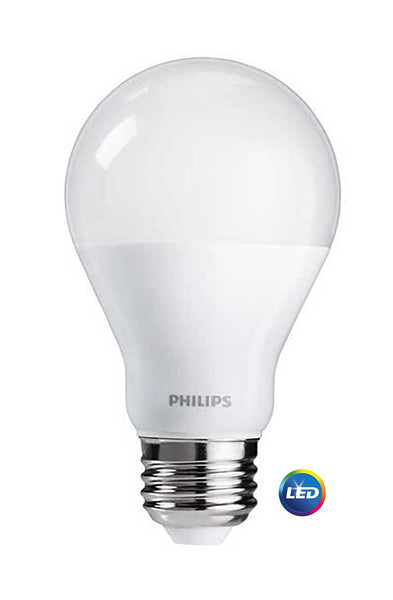 Philips 60-Watt Equivalent Warm/Soft White A-19 LED (6-Pack) image 18392659720