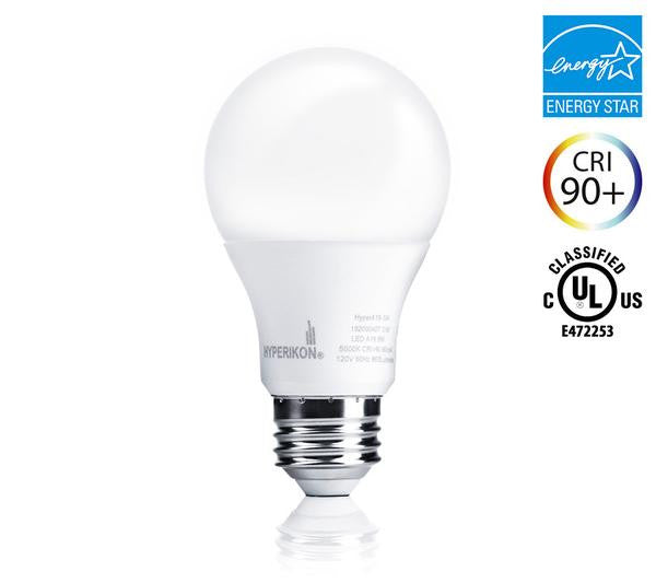 Hyperikon A19-E26 Dimmable LED Bulb 9W image 17287814920