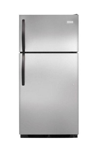FRIGIDAIR 16.3 CU. FT. STAINLESS STEEL REFRIGERATOR - ENERGY STAR RATED image 23146907400
