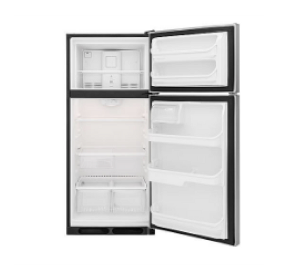 FRIGIDAIR 16.3 CU. FT. STAINLESS STEEL REFRIGERATOR - ENERGY STAR RATED image 23146381000