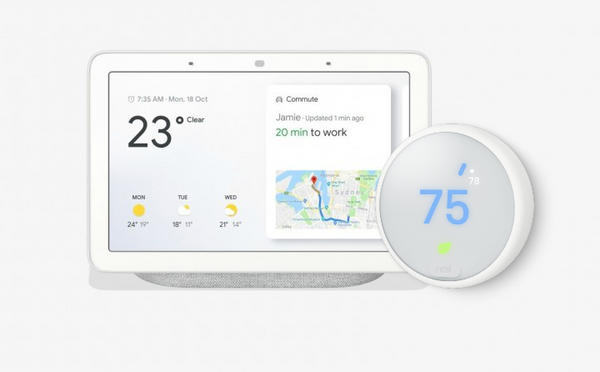 Google Home Hub Bundle