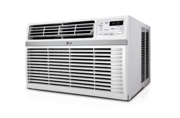 LG 8,000 BTU 115-Volt Window Air Conditioner with Remote and ENERGY STAR image 23180706312