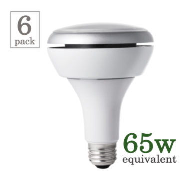 Philips 9.5w AirFlux BR30 LED (6 Pack)