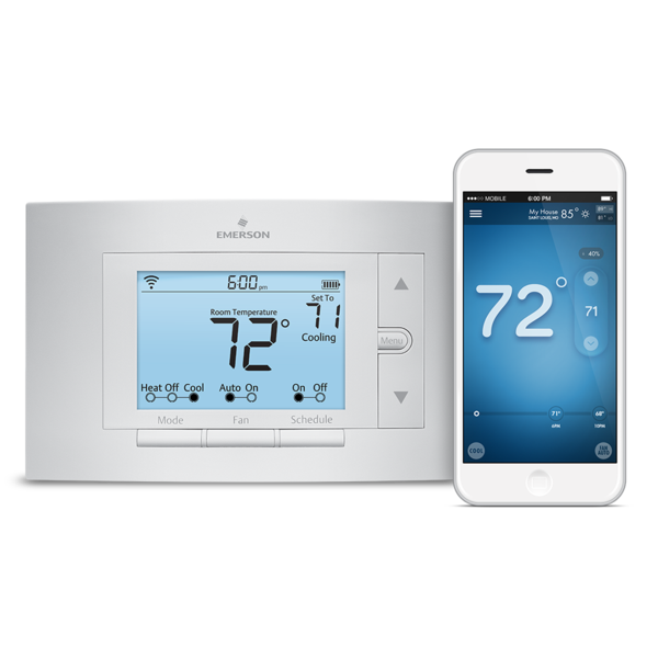 Emerson Sensi Wi-Fi Programmable Thermostat image 15991787272