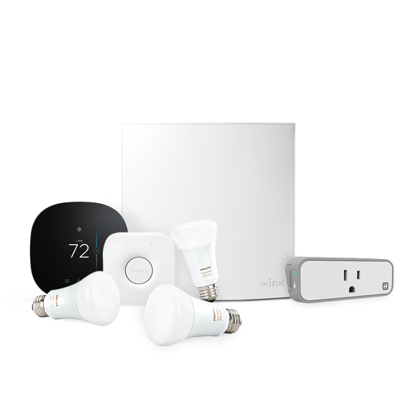 Essential Connected Home Bundle